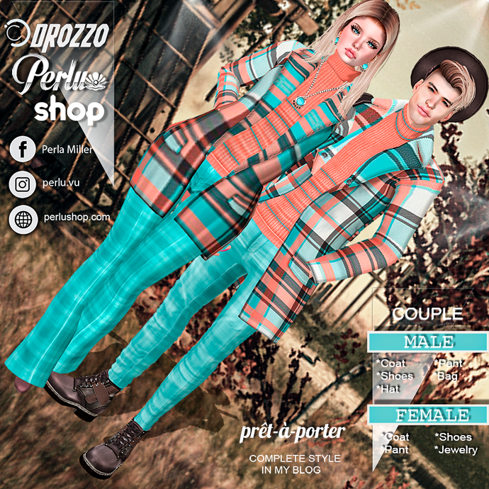 FALL COUPLE BUNDLE - PERLU SHOP