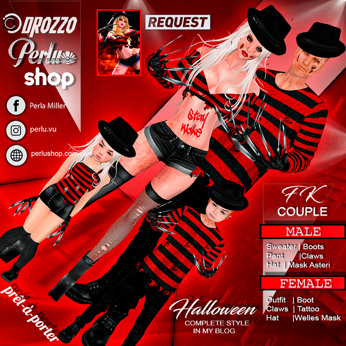FK COUPLE BUNDLE - PERLU | DROZZO SHOP