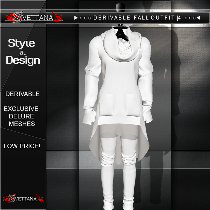 DERIVABLE FALL OUTFIT |4  - SVETTANA SHOP