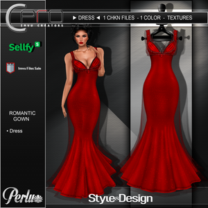 ►ROMANTIC GOWN◄