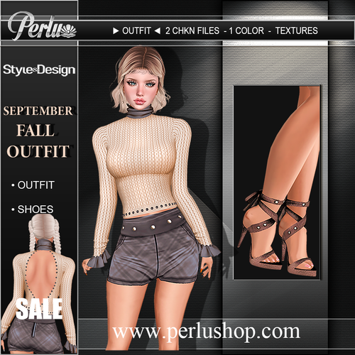 ► SEPTEMBER FALL OUTFIT ◄