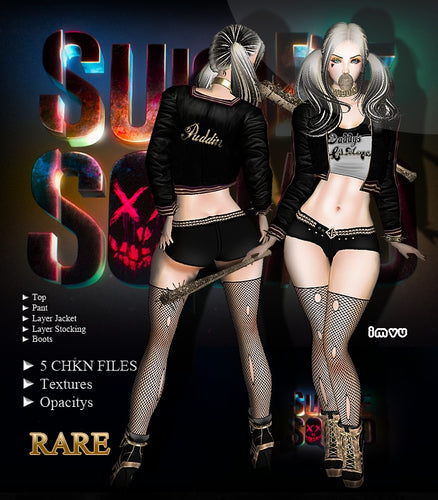 ► SSQ Rare Outfit◄