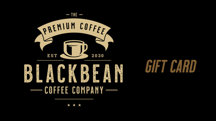 Blackbean Coffee Gift Card