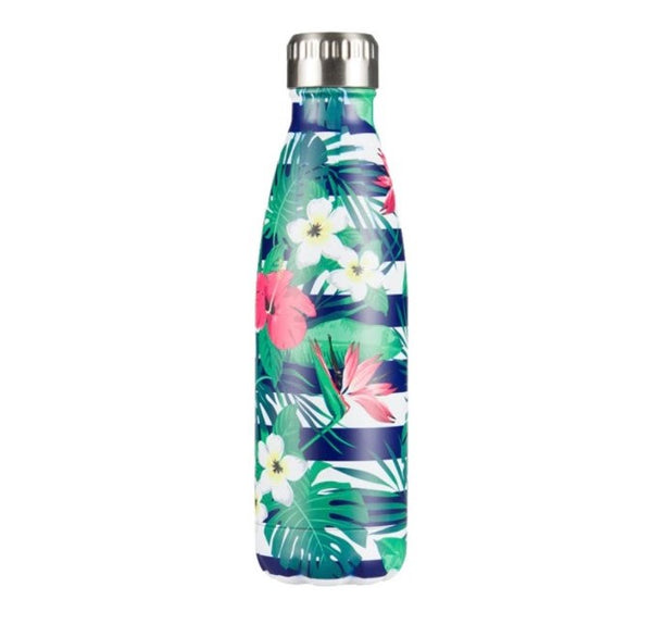 Bouteille Jungle Flower - Green Bottle