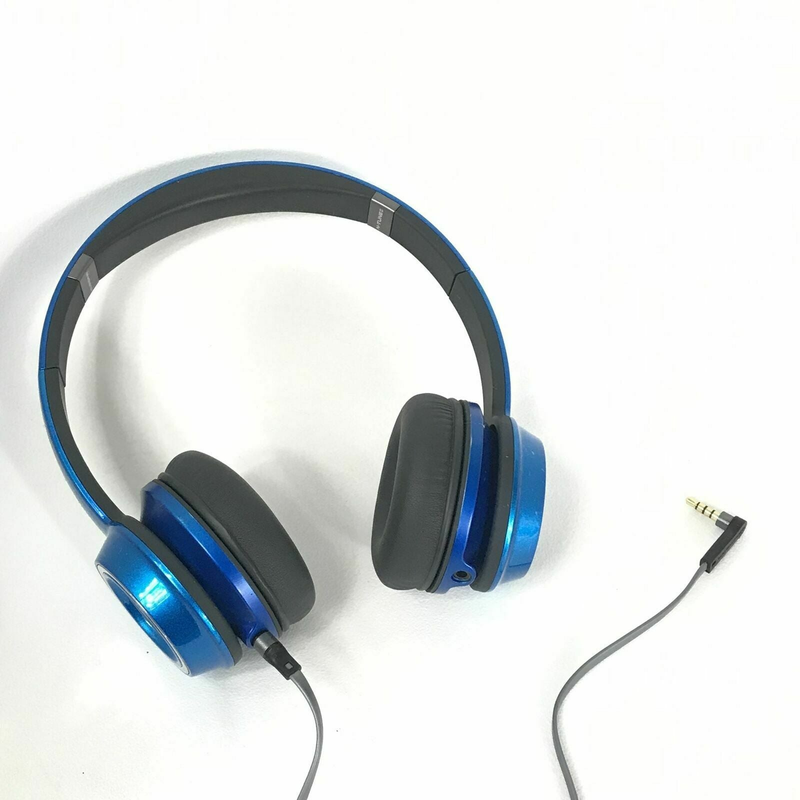 Audifonos Premium Monster N-tune Hd Candy Blueberry