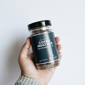 Coffee Meat Rub