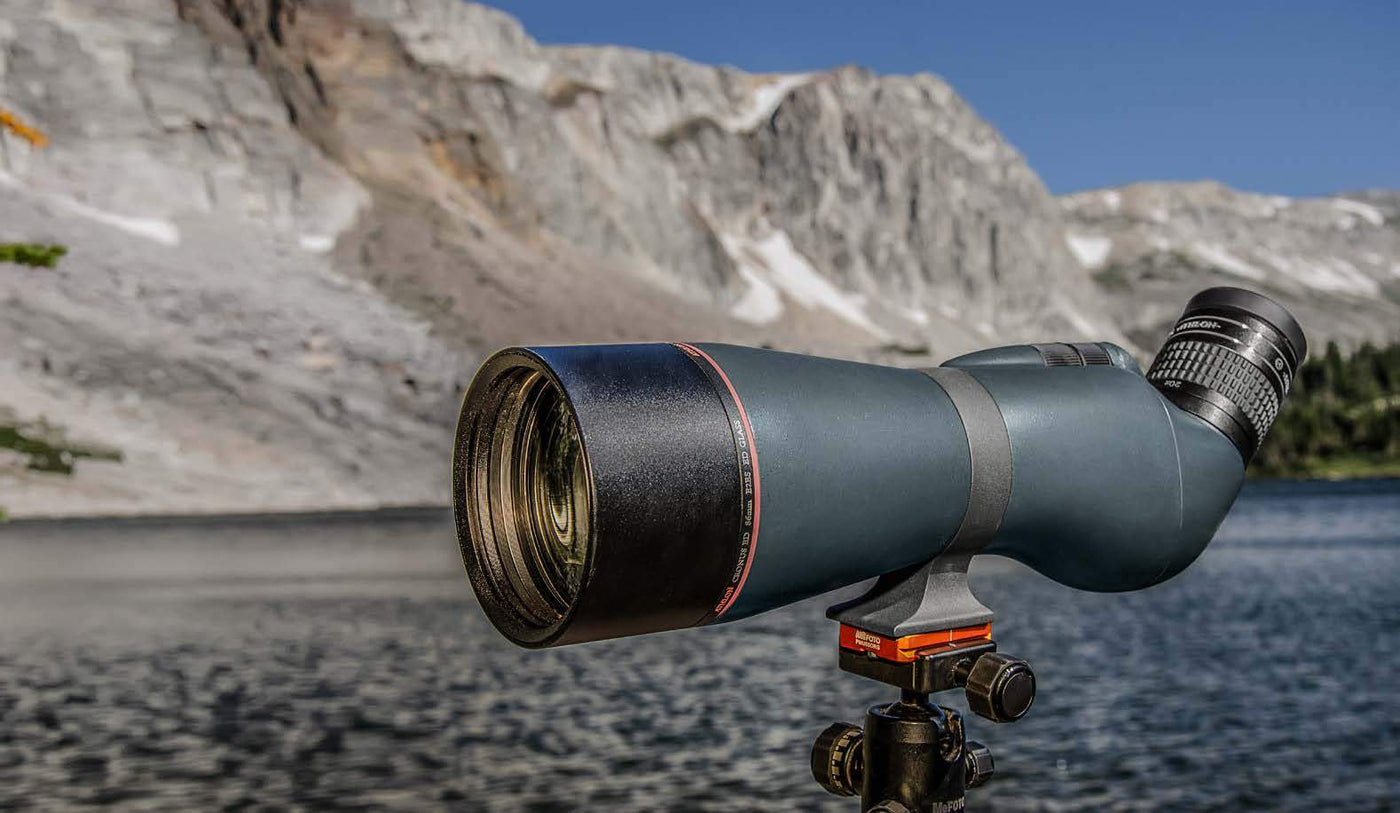Athlon Optics Spotting Scopes