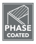 better contrast higher resolution with phase coated