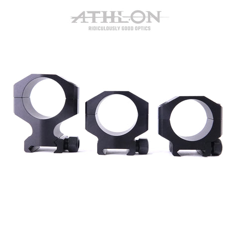 Athlon Precision Rings - 30mm Medium Height (0.993 in)