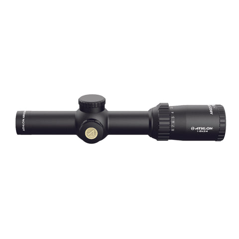 Athlon Optics Argos BTR GEN2 1-8x24 ATSR5 SFP IR MOA Rifle Scope