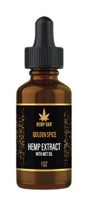 Golden Spice Full-Spectrum Oil 2000 mg