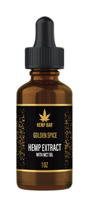 Golden Spice Full-Spectrum Oil 250MG