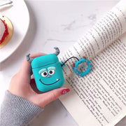 Silicone AirPods Cases-The Mobi World