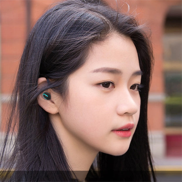 Bluetooth Mini Wireless Headphones-The Mobi World