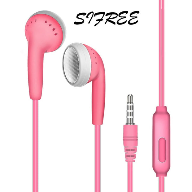 Heavy Bass Earphone-The Mobi World
