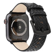 Leather Watch Strap for Apple Watch-The Mobi World