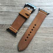 Genuine Leather strap For Apple watch-The Mobi World