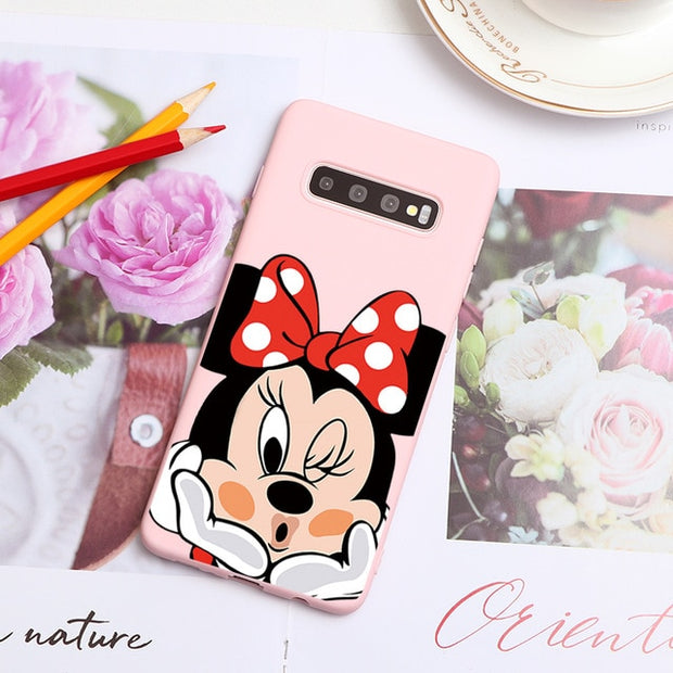 Minnie Mouse Soft TPU Cover-The Mobi World