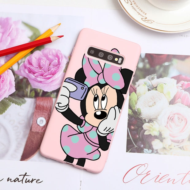 Minnie Soft TPU Cover-The Mobi World