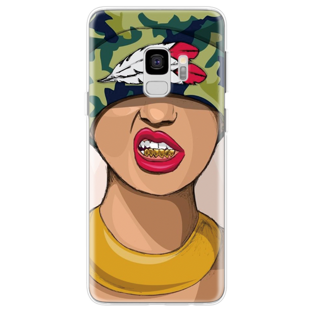 Black Queen Black Women Case-The Mobi World