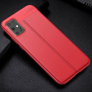 Stitch Leather Case-The Mobi World