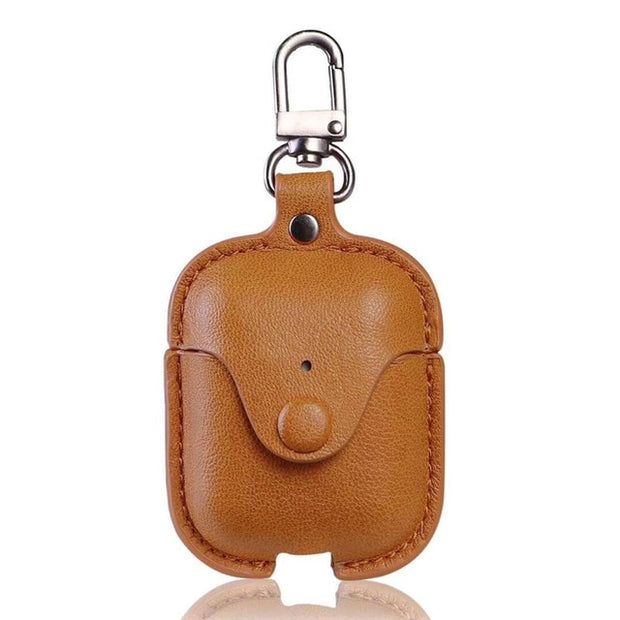 Leather Snap case-The Mobi World