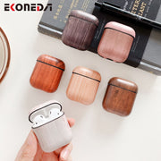Wood Case For Airpods-The Mobi World