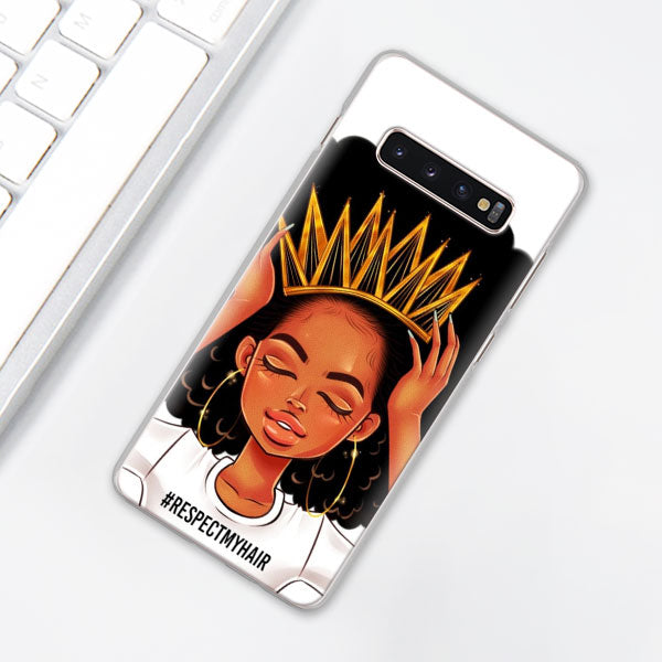 MELANIN POPPIN Phone Case-The Mobi World