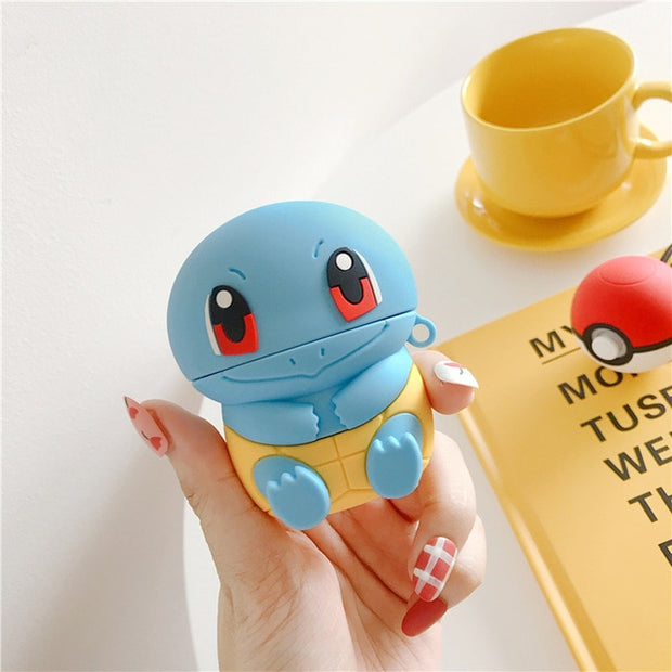 Pokemon Case w/ Keychain-The Mobi World