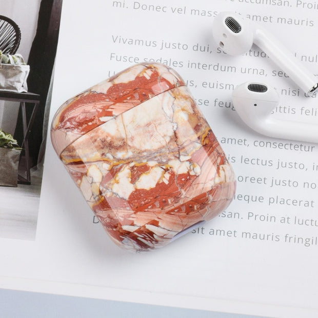 Marble Airpod Case-The Mobi World