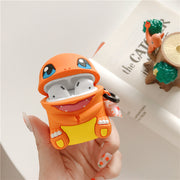Charmander Case w/ Keychain-The Mobi World