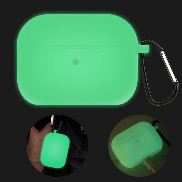 Glow in the Dark Apple AirPods Pro Case-The Mobi World