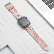 Burberry Dotted leather Strap-The Mobi World