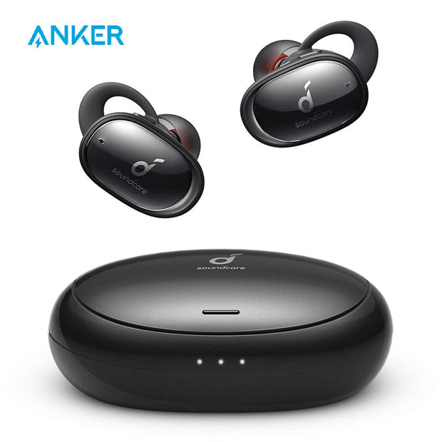 Soundcore Anker Liberty 2 Wireless Earbuds, Diamond-Coated Drivers, 32H Playtime, HearID Personalized Sound, Bluetooth 5.0-The Mobi World