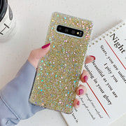 SUYACS Glitter Sequins Phone Case-The Mobi World