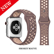 Silicone Sports Band For Apple Watch-The Mobi World