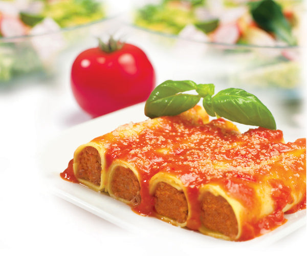 Cannelloni with Ricotta & Spinach