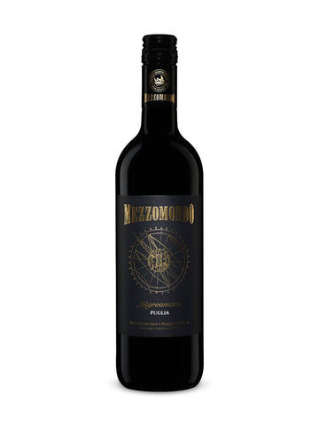 Mezzomondo Negroamaro Red Wine 2017