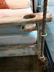 "Custom Carolina Hanging Bed 1"" Rope"