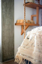 "Load image into Gallery viewer, Custom Carolina Hanging Bed 1"" Rope"