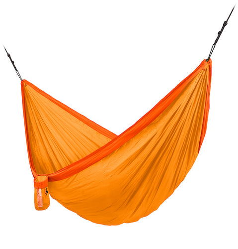 Colibri 3.0 - Sunrise - Single Travel Hammock with Suspension - HangingComfort