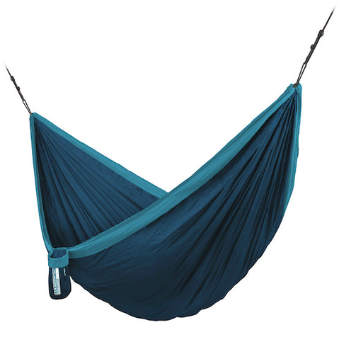 Colibri 3.0 - River - Single Travel Hammock with Suspension - HangingComfort