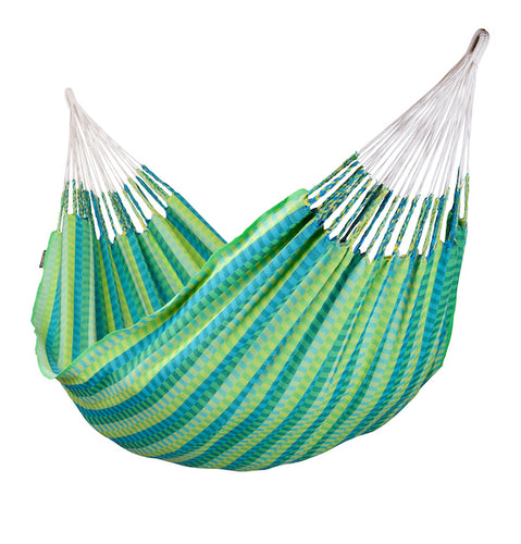 Carolina - Spring - Organic Cotton Double Hammock - HangingComfort