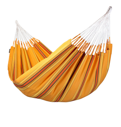Currambera - Apricot - Organic Cotton Double Hammock - HangingComfort