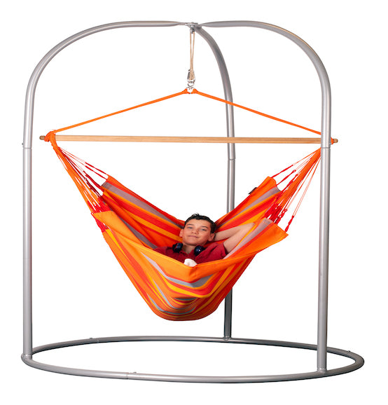 Romano - Powder Coated Steel Stand for Hammock Chair - HangingComfort