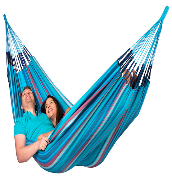 Brisa - Wave  - Weather Resistant Double Hammock - HangingComfort