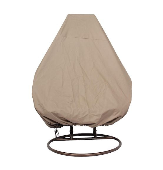 Double Hanging Chair Outdoor Cover - HangingComfort