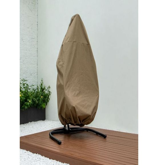 Single Hanging Chair Outdoor Cover - HangingComfort