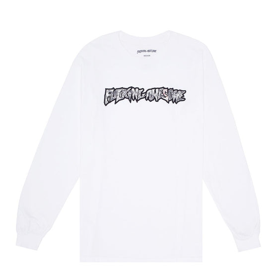 Fucking Awesome Actual Visual Guidance Longsleeve L