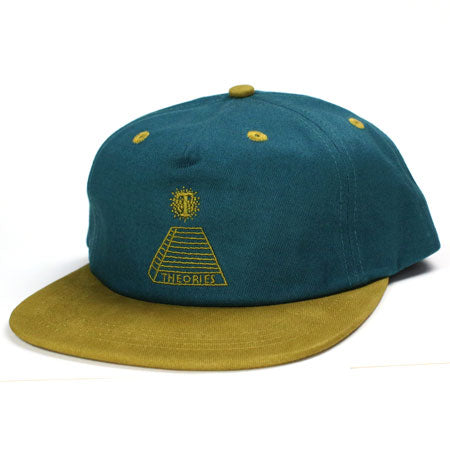 Theories Scribble Pyramid Hat